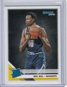 2019-20-Donruss-Rated-Rookie-Bol-Bol-Denver-Nuggets-RC-Rookie-Card-234