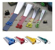 6/12/18/25mm Fabric Bias Tape Maker Kit Binding Tool Guide Strip Sewing Quilting