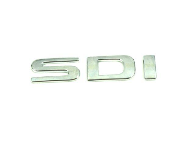 Original Neu Seat SDI Abzeichen Emblem Ibiza Toledo Leon Cupra Cordoba Alhambra