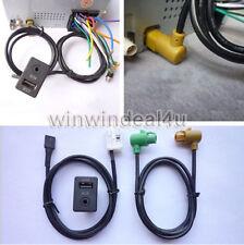AUX USB SWITCH CABLE FOR RCD510 300+ RNS315 VW MK6 GOLF JETTA CC PASSAT B6 B7
