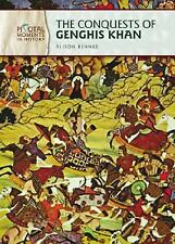 The Conquests of Genghis Khan (Pivotal Moments in History)-ExLibrary