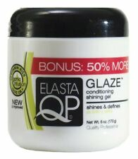 Elasta QP Glaze Conditioning Shining Gel, 6 oz (Pack of 2)