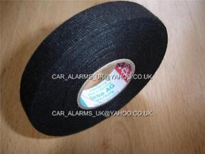 Awe Inspiring New Wiring Loom Harness Adhesive Cloth Fabric Tesa Tape Ebay Wiring 101 Cranwise Assnl