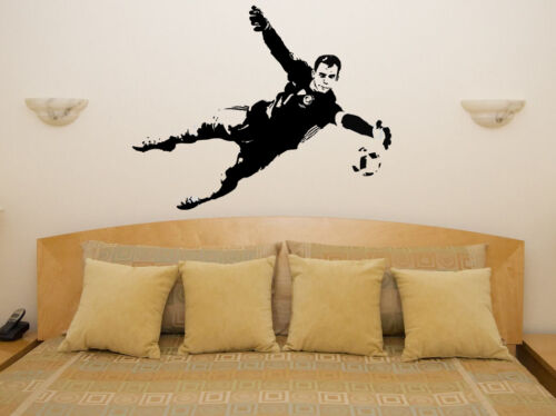 Manuel Neuer Goalkeeper Football Player Decal Wall Sticker Picture