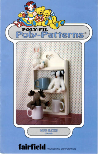 CHOICE Sewing /& Craft Patterns /& Instruction Packs for Bunny Toys Dolls Decor