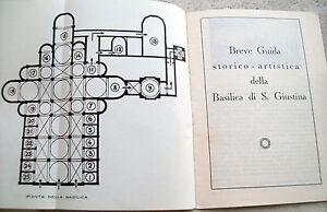 1949-GUIDA-ILLUSTRATA-BASILICA-DI-SANTA-GIUSTINA-A-PADOVA