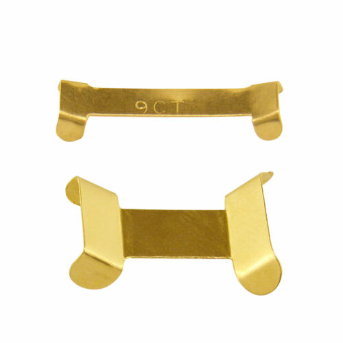 9ct Gold Ring Clip Reducer Resizer Adjuster for 9ct Gold Rings