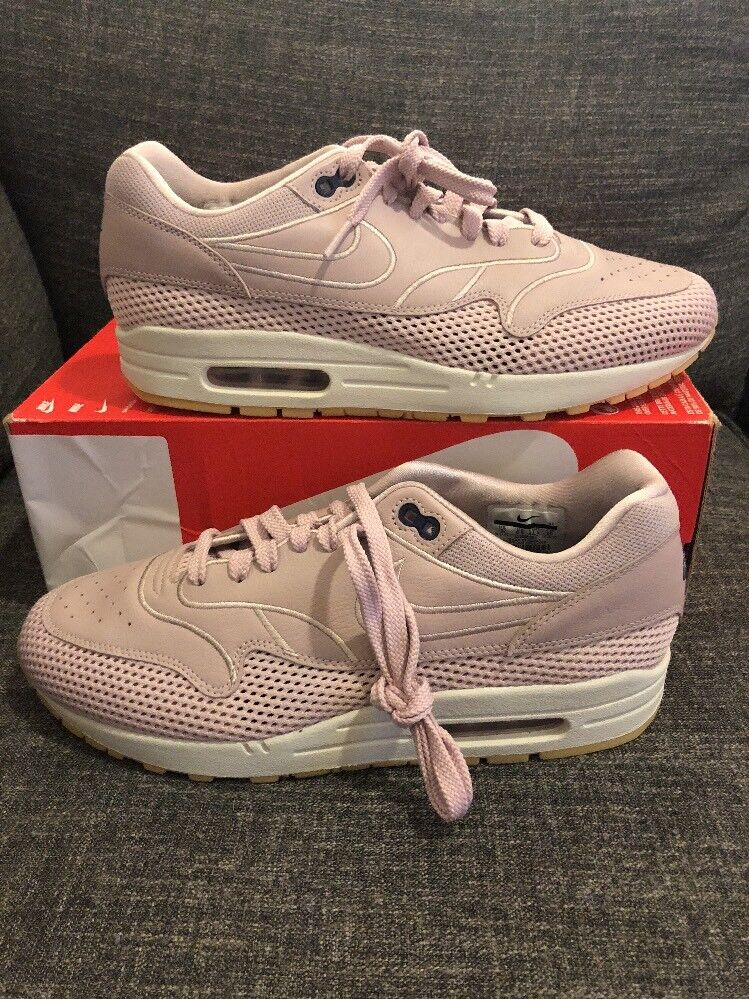 NIKE AIR MAX 1 SI pink WOMENS SZ 12 AO2366- 600