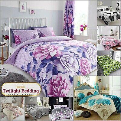 Modern Duvet Cover Pillowcase, Twilight Bedding Set