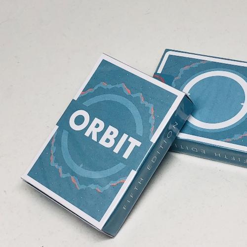 Carte da gioco Orbit V5 Deck Fifth Edition