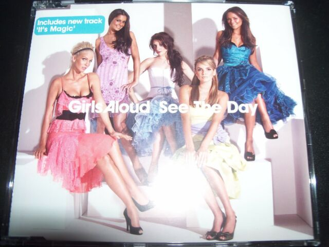 Girls Aloud See The Day CD Single – Like New