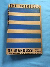 COLOSSUS OF MAROUSSI EPUB