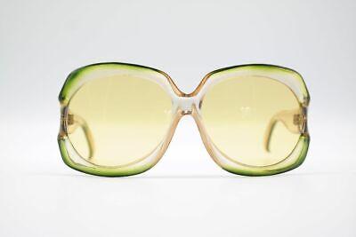Amichevole Vintage Uvex Filtral Customized 60 [] 16 Verde Trasparente Ovale Occhiali Da Sole Nos-mostra Il Titolo Originale