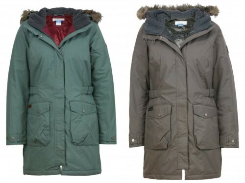 Columbia Grandeur Damen Winter Peak Parka q1Rq0w