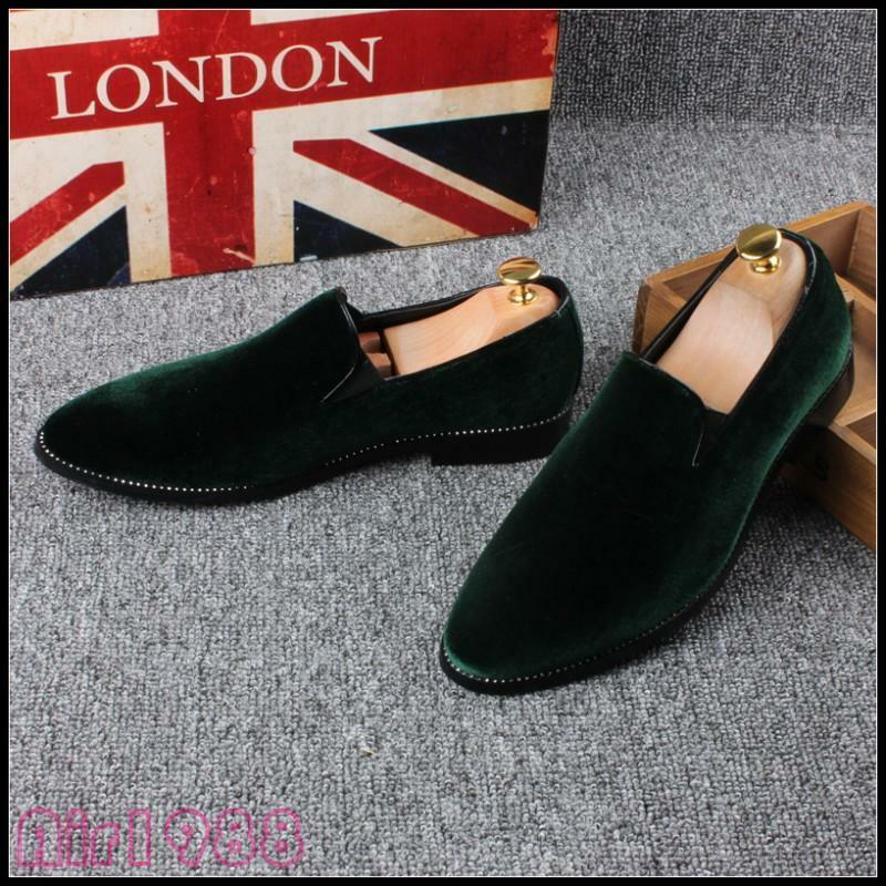Uomo New Pull On Loafers Shoes Slip On On On Low Heel Driving Moccasin Shoes New Pumps d7c3c4