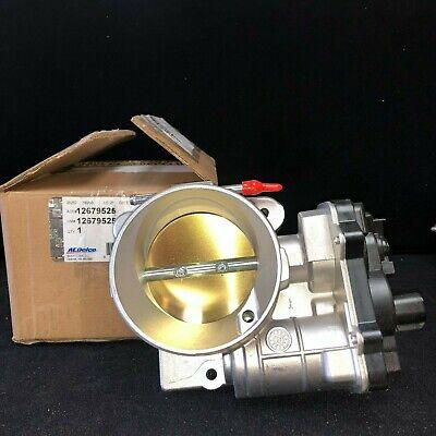 NEW GM Throttle Body Express Avalanche Silverado Sierra Trailblazer SS 12679525