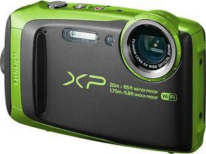 FUJIFILM XP120 Digital Camera , lime New Japan  F/S