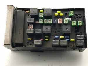 image is loading 2005-2007-dodge-caravan-integrated-fuse-box-relay-