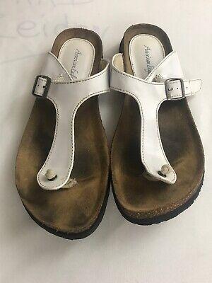 American Eagle Cork Footbed Sandals