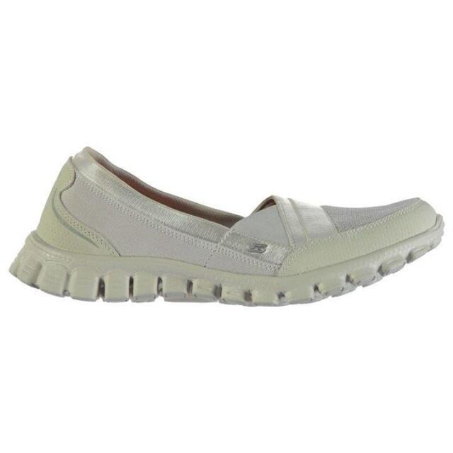 Skechers Ez Flex Ladies Slip On Shoes UK 4 US 7 EUR 37 CM 24 REF 3146
