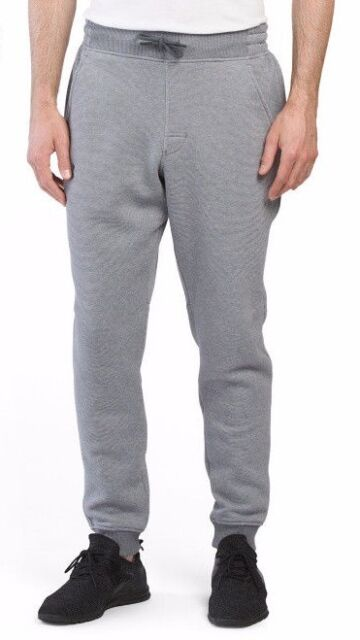 Under Armour UA Rival Fleece Patterned Joggers Graphite Grey 40 Interesting Mens Patterned Joggers
