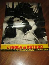 FOTOBUSTA,1962,L'isola di Arturo,Morante Damiani,Zavattini,Isola PROCIDA,NAPOLI,