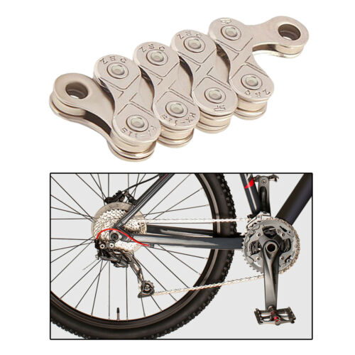 Single Speed Bike Chain Solid MTB Bicycle Chains Link Replacement Component
