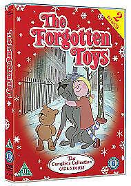 1 of 1 - The Forgotten Toys / The Forgotten Toys 1-2 (DVD, 2011, 2-Disc Set)