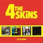 4 Skins The - Albums 4cd Clamshell BOXSET T CD