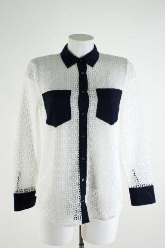 Gr Shirt Lace Bluse Damenbluse De crew 34 Neu Blouse Spitzenbluse J 4 tRw4nfwq