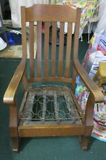 HABITAT Maui Oak footstool frame for deckchair ONLY £25 FREE P/&P