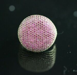 Turkish-Handmade-Sterling-Silver-925-Ruby-Ring-Ladies-6-7-8-9-10
