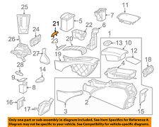Genuine Mercedes w211 Center Console Handle Lid Slider 03-09 OEM 2116800074