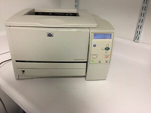 HP LASERJET2300L DRIVERS WINDOWS XP