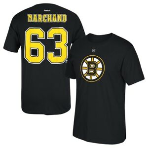 Image is loading Brad-Marchand-Reebok-Boston-Bruins-Player-Black-Premier- beddfb7ee
