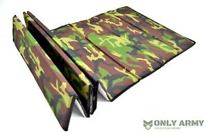 Z-Folding-Sleeping-Mat-Thermal-Fold-Mat-Army-Outdoor-Camping-DPM-Camo-Mattress