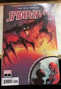 Spider-Man-1-2019-Free-Comic-Book-Day-Marvel-Comics