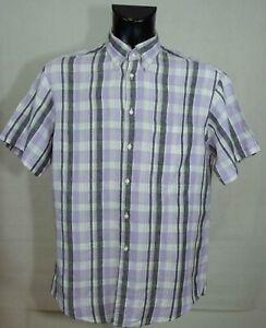 MCNEAL-Men-s-Shirt-100-LINEN-SIZE-L-VGC