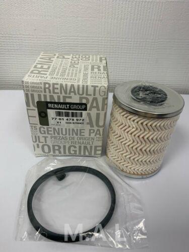Genuine OE Renault Laguna Espace 1.9 2.0 2.2 DCI Fuel Filter 7701478972