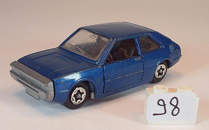 Mira ca. 1 66 Nr. 139 Seat 1200 Limousine Limousine Limousine blue 67d0a4