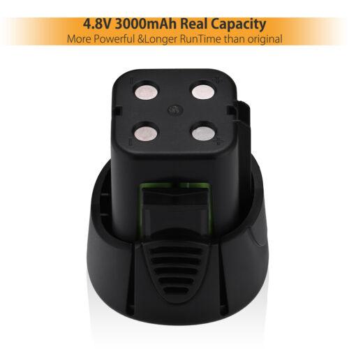 2 Pack 4.8V 3.0Ah battery For Dremel MultiPro 750-02 MiniMite 7300 Rotary Tools