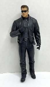 "Rare Terminator 3: Rise of the Machines T-850 7"" McFarlane Toys Figure 2003"