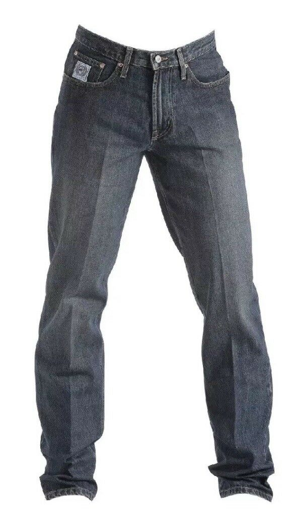 NWT Big & Tall Cinch White Label Relaxed Fit Jeans Indigo Sz 44X38 MB92834013