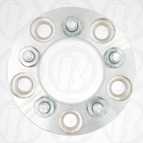 """114.3mm 2 MADE IN USA 5 Lug 4.5/"""" To 5x4.5/"""" Wheel Adapters//Spacers 1/""""  12mm1.25"""
