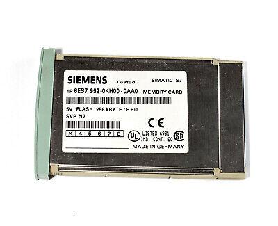 2 EPROM Mo 5 V Flash Siemens Simatic s7 6es7952-1kl00-0aa0 Memory Card s7-400