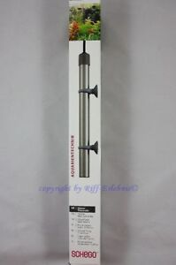 Schego-Titan-Chauffe-600W-Incassable-Resistant-A-L-039-Eau-de-Mer-Chauffage