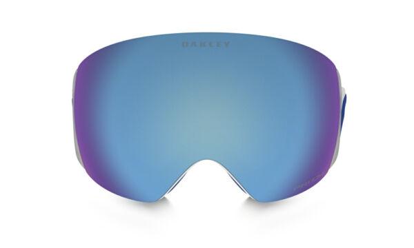 2dab1bd495 2018 Oakley Goggles Flight Deck XM Lindsey Vonn W  Prizm Sapphire Iridium  for sale online