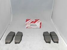 2007 - 2017 TUNDRA Rear Brake Pads NEW genuine Toyota OEM 04466-0C010