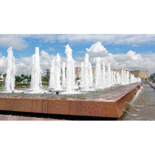 Garden Fountain Water Nozzle Cedar Shaped Sprinkler Spray Head