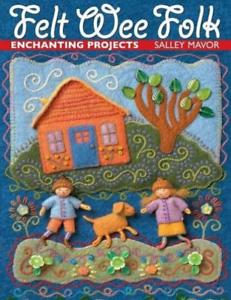 Mavor Sally-Felt Wee Folk (US IMPORT) BOOK NEW